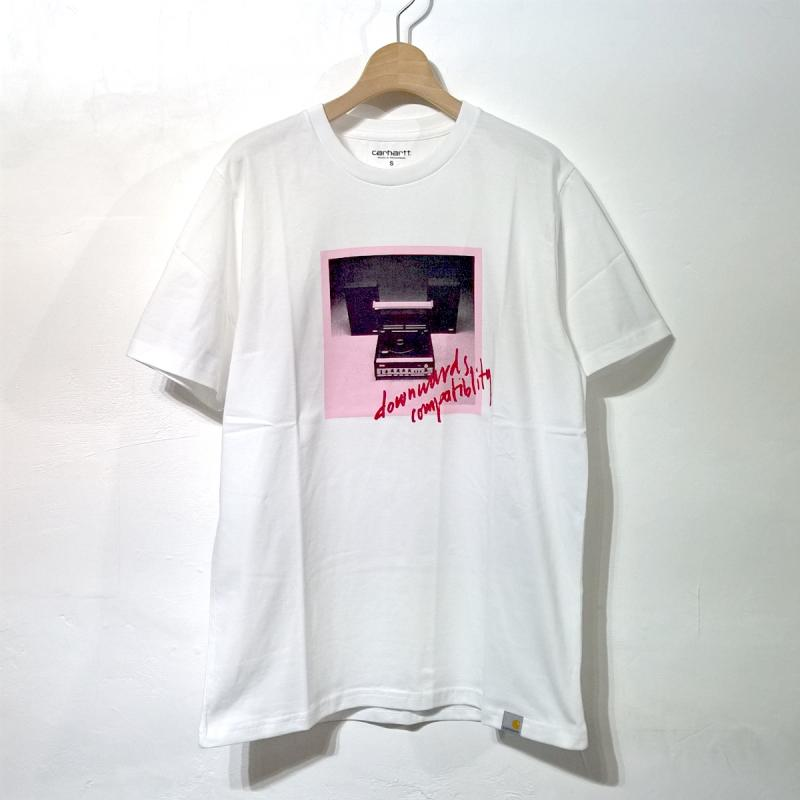 Carhartt WIP/カーハートWIP | S/S HIFI T-Shirt Color:White