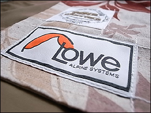 Waste(twice)×LOWE ALPINE