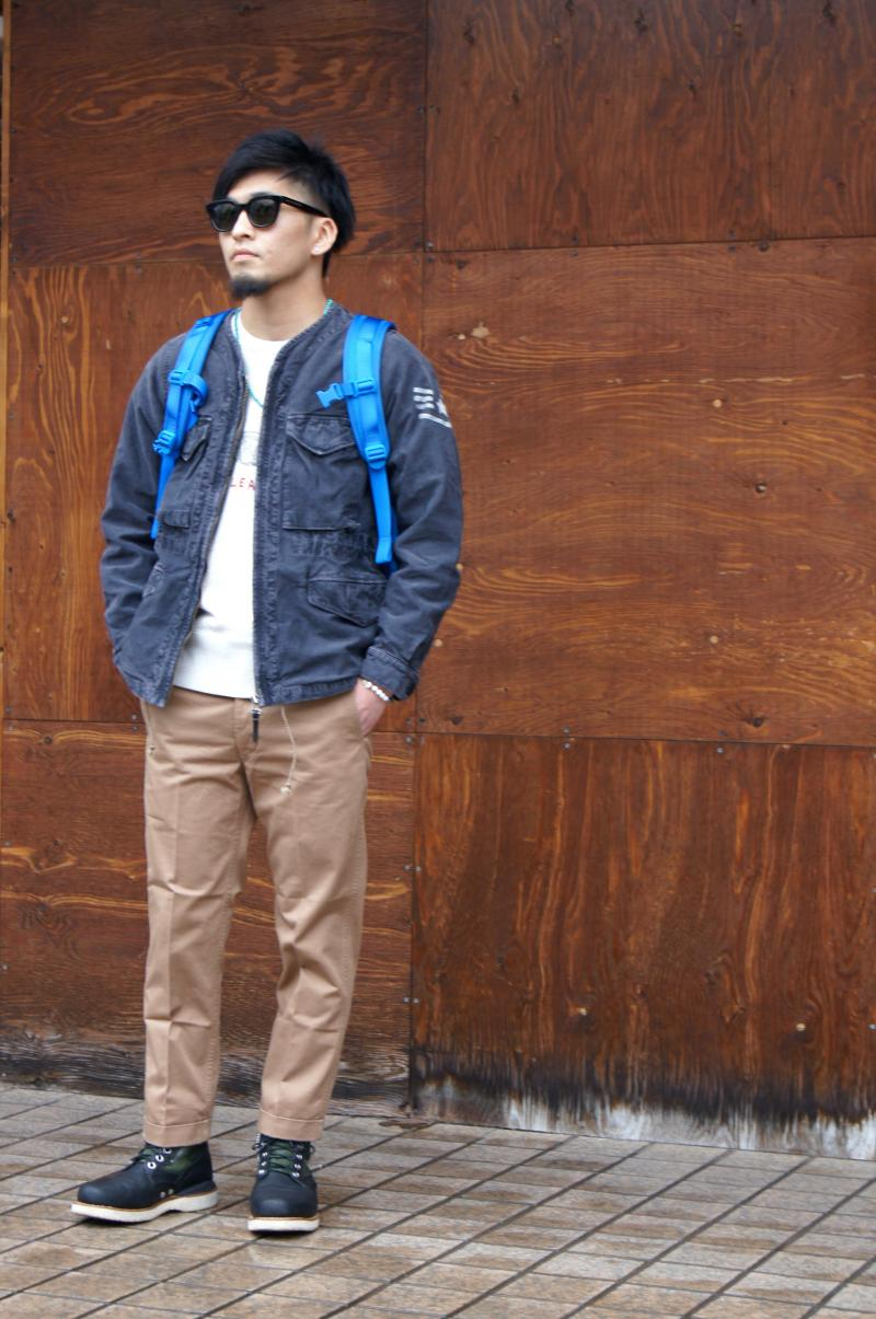 visvim - RESERVES JKT.