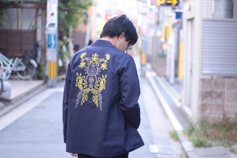 Varde77(バルデ77) M-1947 HBT JACKET WITH FLOWER 9017-AW-AN-JC01入荷!