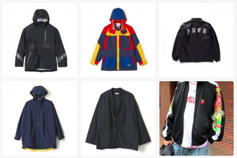 DOGDAYS Recommend - 2019 S/S Outer Selection.