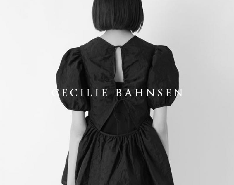 ​CECILIE BAHNSEN / 21SS Collection Start
